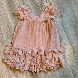 Max Studio Baby Tulle Dress, Size 3T